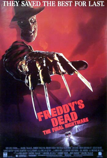 freddy u0026 39 s dead  the final nightmare