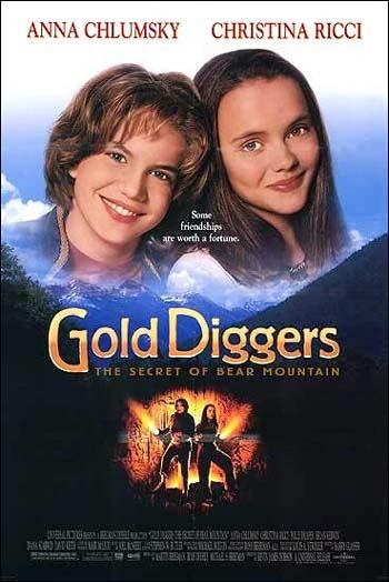 Gold Diggers The Secret Of Bear Mountain Poster