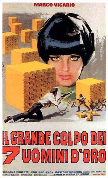 Il Grande Colpo Dei Sette Uomini D'Oro (1966)