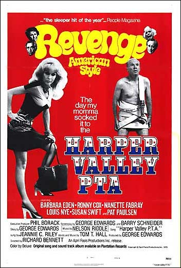 Harper Valley P T A Soundtrack Details