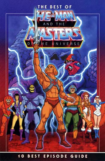 He man and the masters of the universe soundtrack details