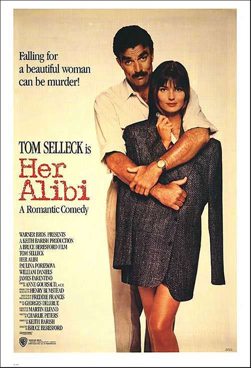 Her Alibi Soundtrack Details Soundtrackcollector Com