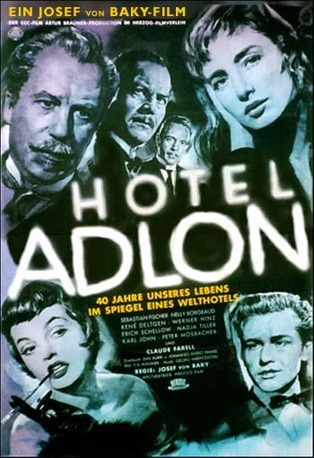Hotel Adlon Film