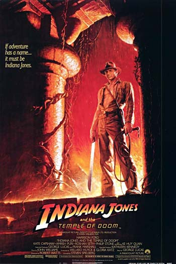 Indiana Jones And The Temple Of Doom Soundtrack Details