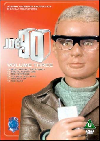 Joe 90 soundtrack details soundtrackcollector com