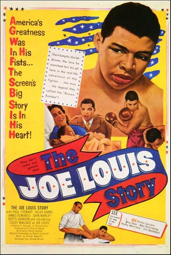 joe louis story the soundtrack details