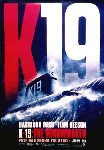 K-19: The Widowmaker- Soundtrack details ...