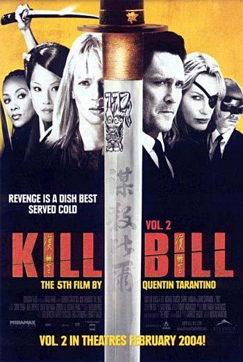 CELLULOID AND CIGARETTE BURNS: Kill Bill Vol. 3 & 4 (TBA)