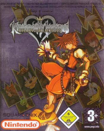 kingdom hearts chain of memories soundtrack details