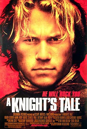 Knight S Tale A Soundtrack Details Soundtrackcollector Com
