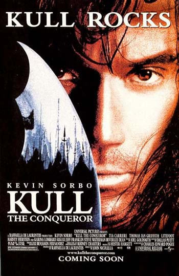 kull the conqueror soundtrack details