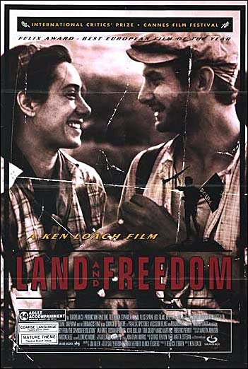 Land And Freedom- Soundtrack details - SoundtrackCollector com