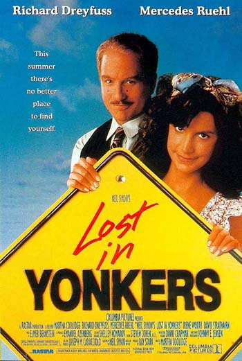 lost in yonkers- soundtrack details