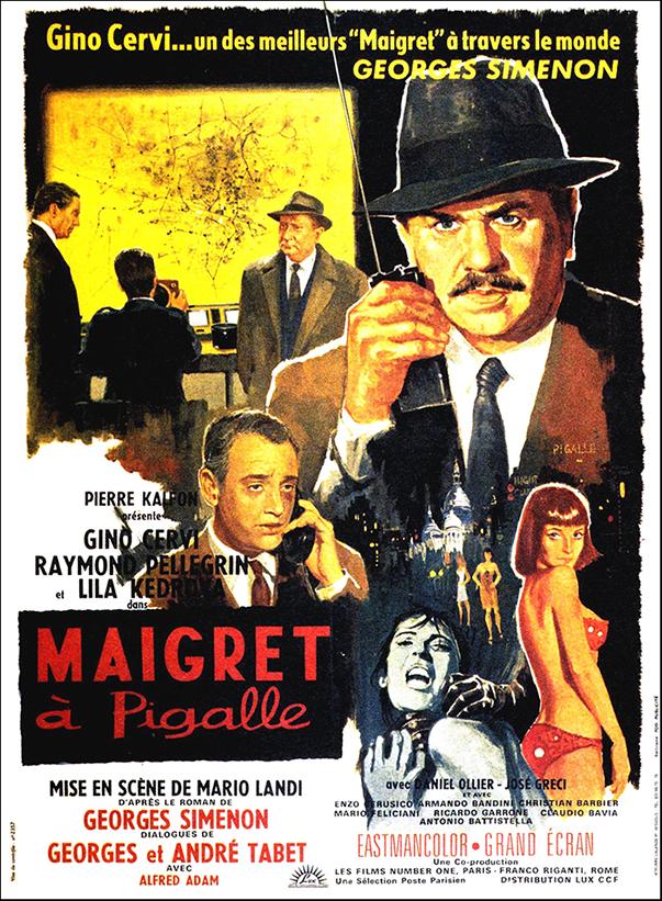 Armando Trovaioli Maigret A Pigalle