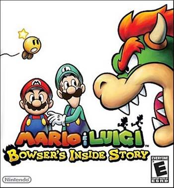 Mario & Luigi: Bowser's Inside Story- Soundtrack details