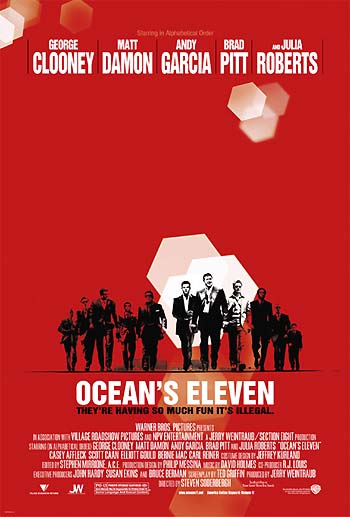 ocean s eleven review Review by peter canavese  ocean's eleven, ocean's twelve and ocean's thirteen but this time, the women are the masterminds with debbie ocean.