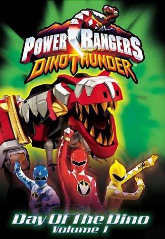 Power Rangers Dinothunder Soundtrack Details Soundtrackcollector Com