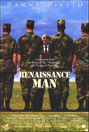 renaissance man movie essay Movie review of renaissance man, and analysis from an educational point of view renaissance man essay about cinderella man movie review.