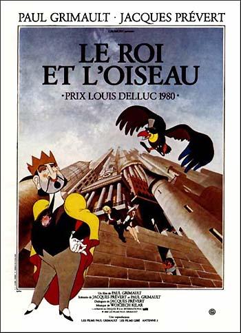 Le Roi Et L'Oiseau Soundtrack (by Wojciech Kilar)