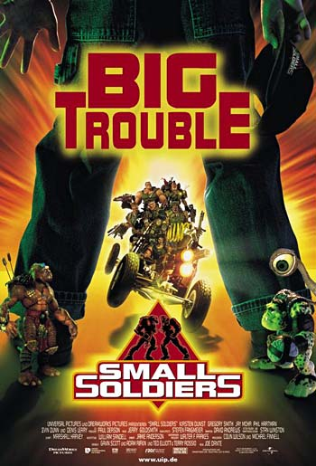 small soldiers- soundtrack details