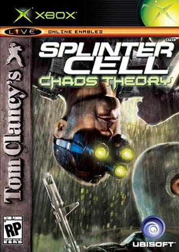 splinter cell chaos theory soundtrack details