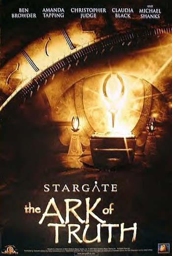 stargate the ark of truth soundtrack details