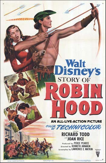 Story Of Robin Hood And His Merrie Men The Soundtrack
