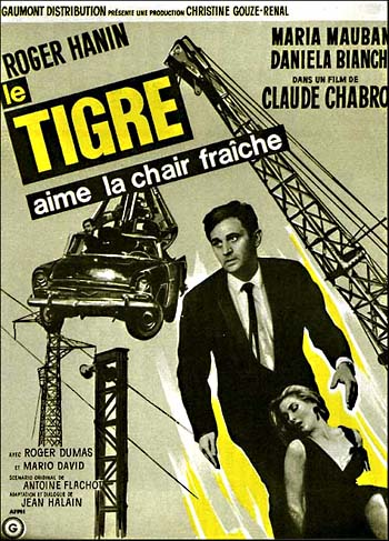 Pierre Jansen - Le Tigre Aime la Chaire Fraiche