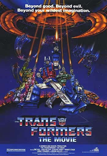 transformers the movie the soundtrack details