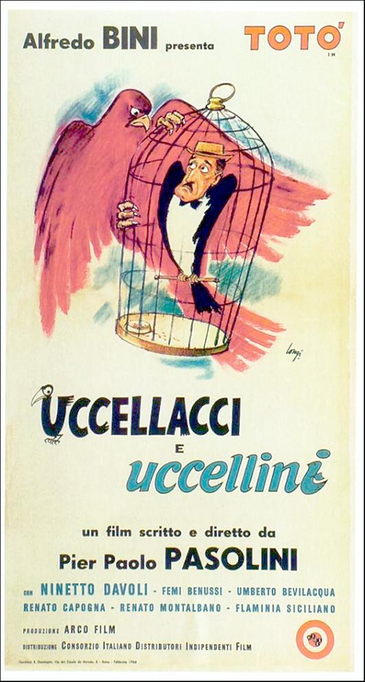 Uccellacci E Uccellini Soundtrack Details
